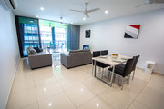 Luxurious serviced apartments in Darwin